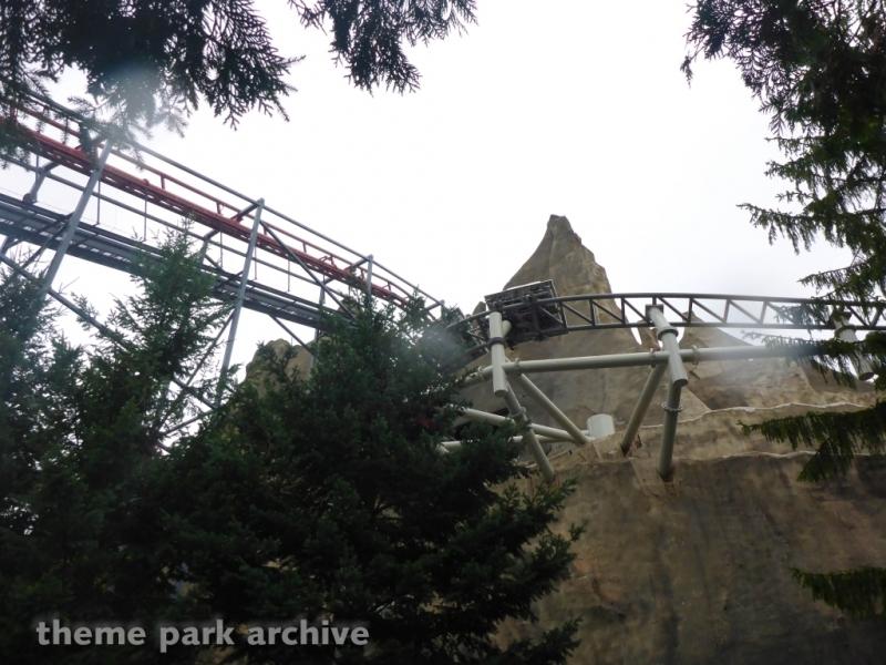 Wonder Mountain's Guardian at Canada's Wonderland