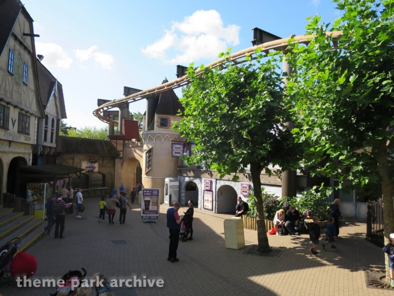 Transylvania at Chessington World of Adventures Resort