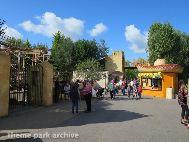 Mexicana at Chessington World of Adventures Resort