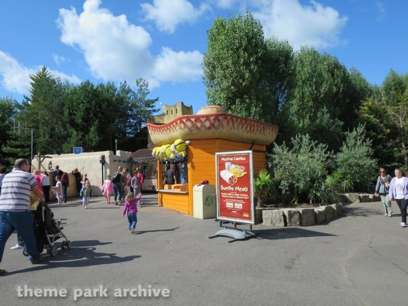 Mexicana at Chessington World of Adventures Resort