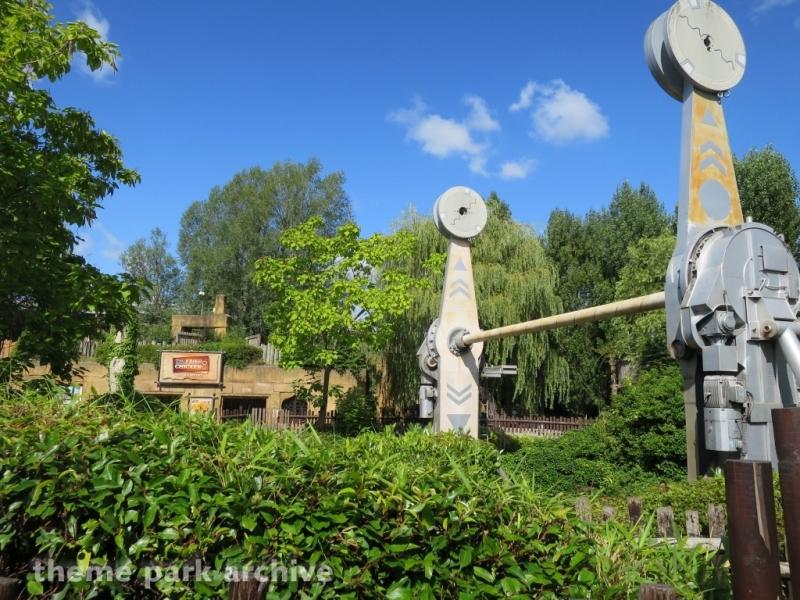 Rameses Revenge at Chessington World of Adventures Resort