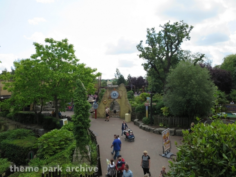 Forbidden Kingdom at Chessington World of Adventures Resort