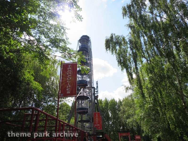 Extreme Zone at Chessington World of Adventures Resort