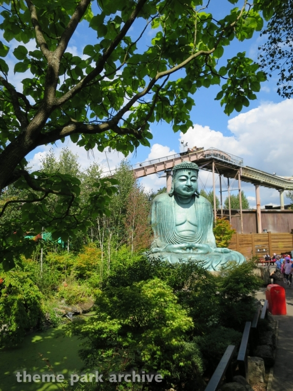 Wild Asia at Chessington World of Adventures Resort