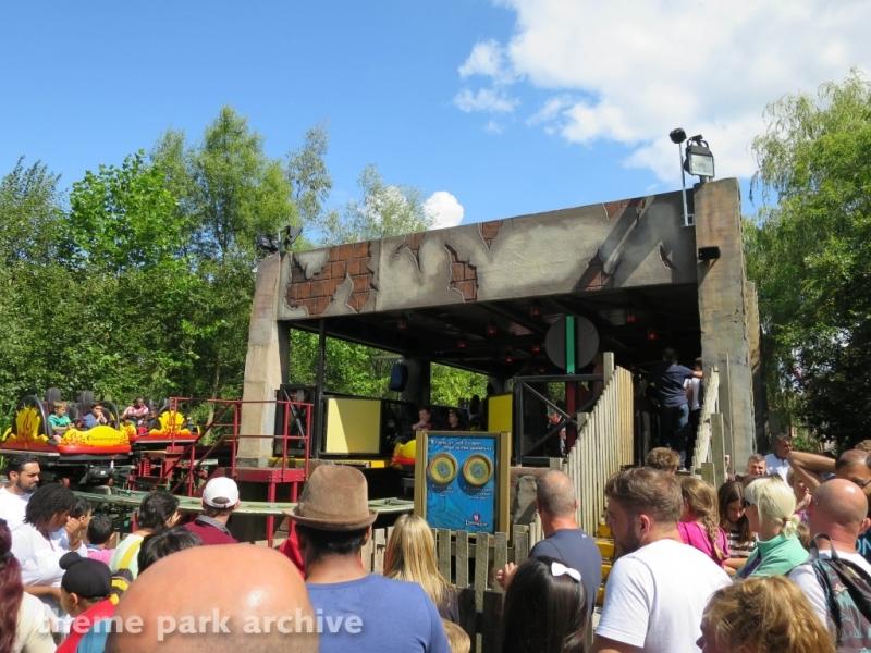 Dragon's Fury at Chessington World of Adventures Resort