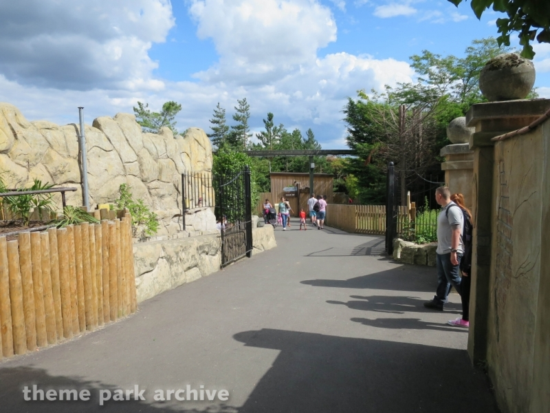 Pirate's Cove at Chessington World of Adventures Resort