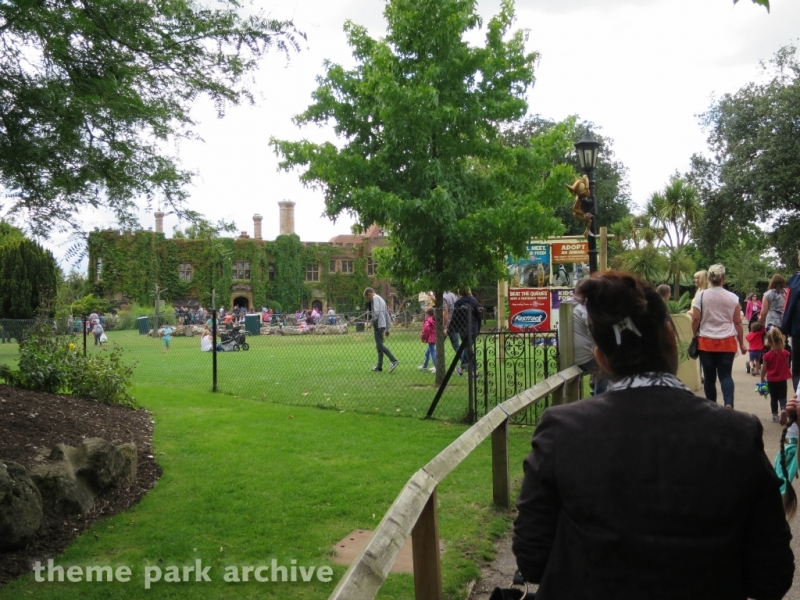 Market Square at Chessington World of Adventures Resort