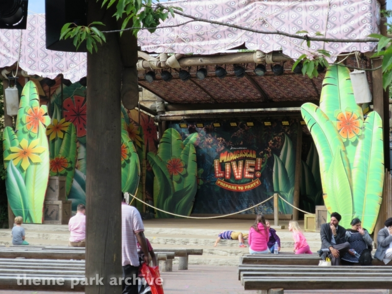 Madagascar Live! at Chessington World of Adventures Resort