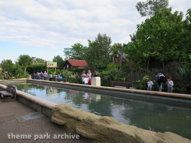 Africa at Chessington World of Adventures Resort