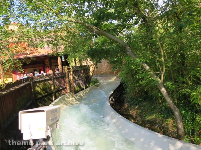 Dragon Falls at Chessington World of Adventures Resort