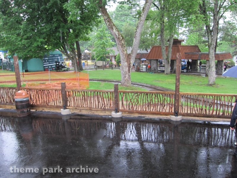 Untamed at Canobie Lake Park