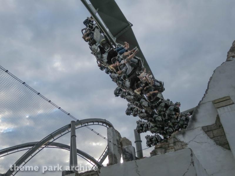 The Swarm at Thorpe Park