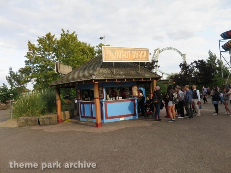 Misc at Thorpe Park