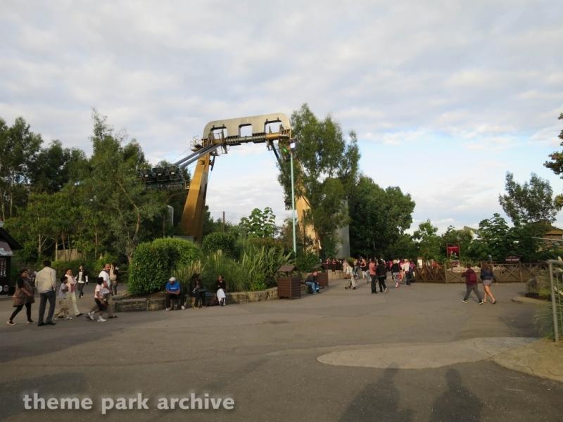 Rush at Thorpe Park