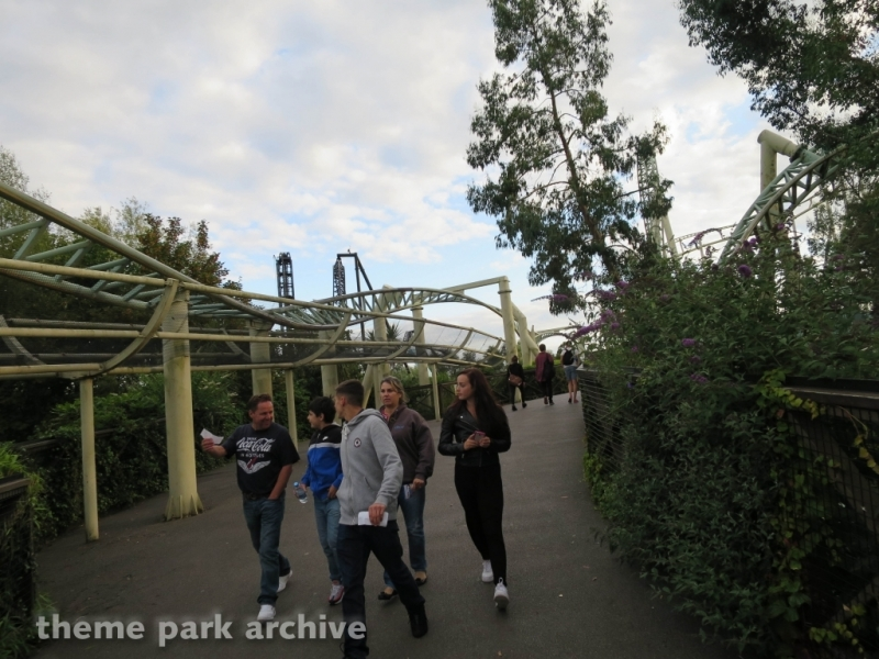 Colossus at Thorpe Park