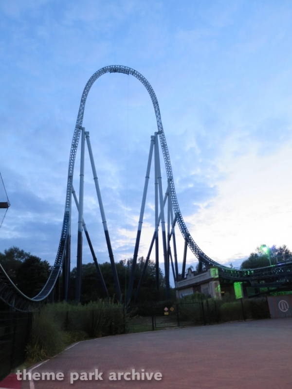 Stealth at Thorpe Park