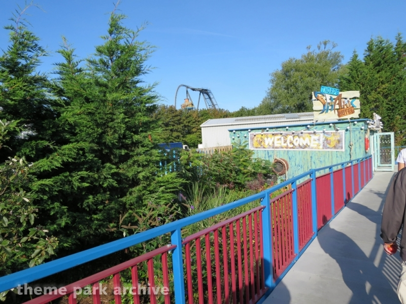 Thorpe Shark Hotel at Thorpe Park