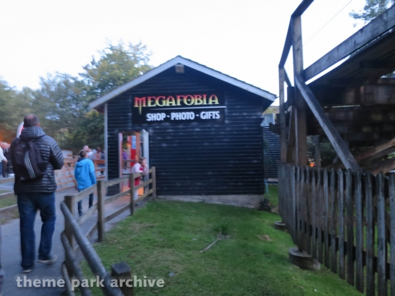Megafobia at Oakwood Theme Park