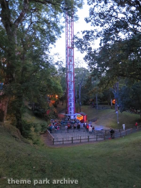 Bounce at Oakwood Theme Park