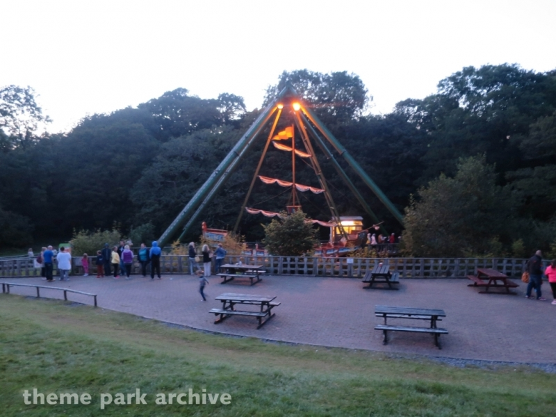 Pirate Ship at Oakwood Theme Park