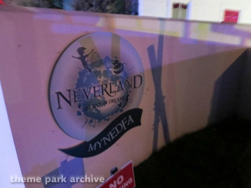 Neverland at Oakwood Theme Park