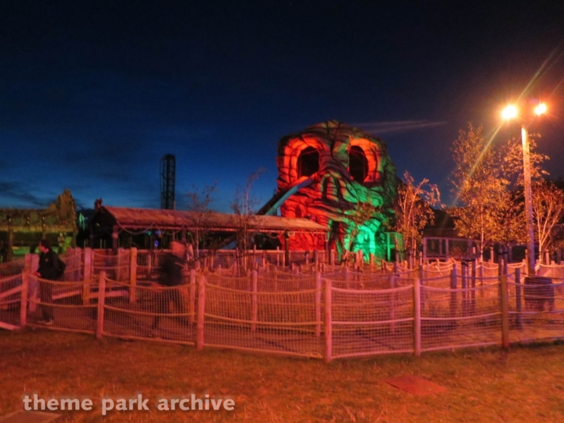 Skull Rock at Oakwood Theme Park