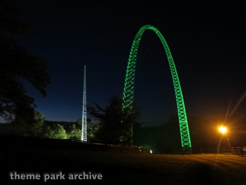 Vertigo at Oakwood Theme Park