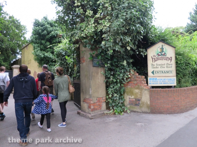 The Haunting at Drayton Manor
