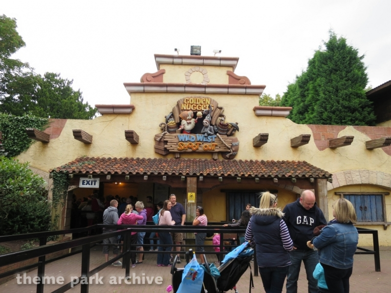 Wild West Shoot Out at Drayton Manor