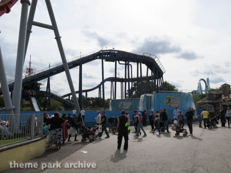 Stormforce 10 at Drayton Manor