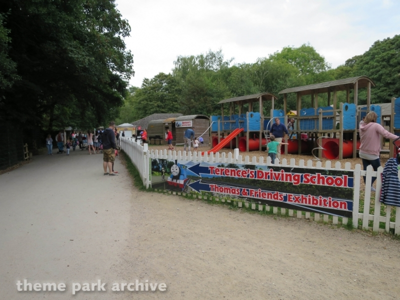 Terence's Driving School at Drayton Manor