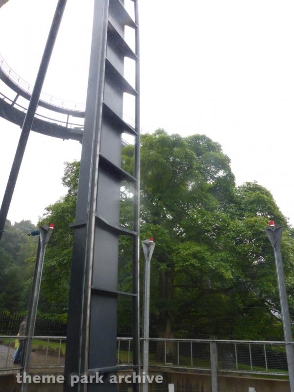 Oblivion at Alton Towers