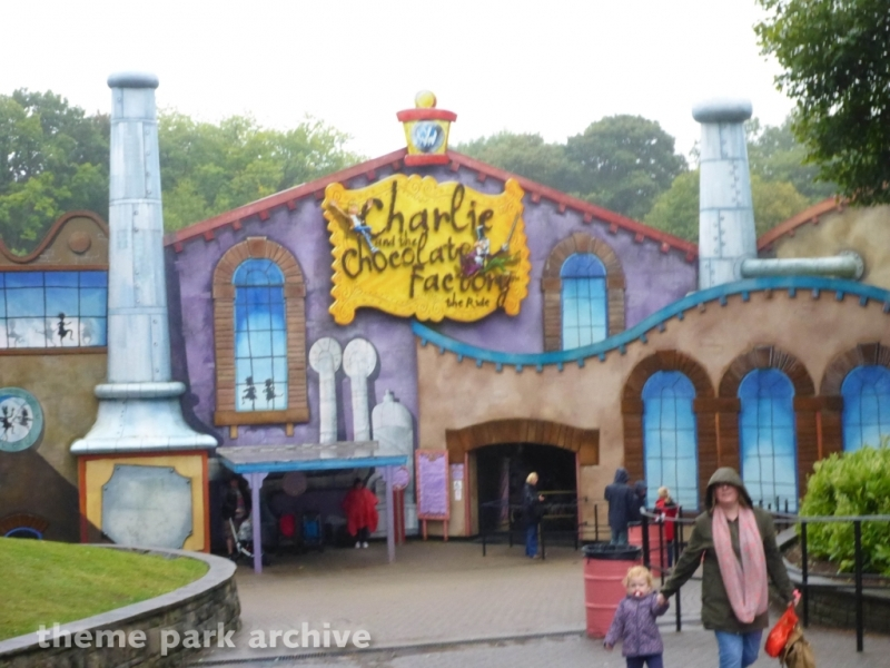 Charlie and the Chocolate Factory at Alton Towers