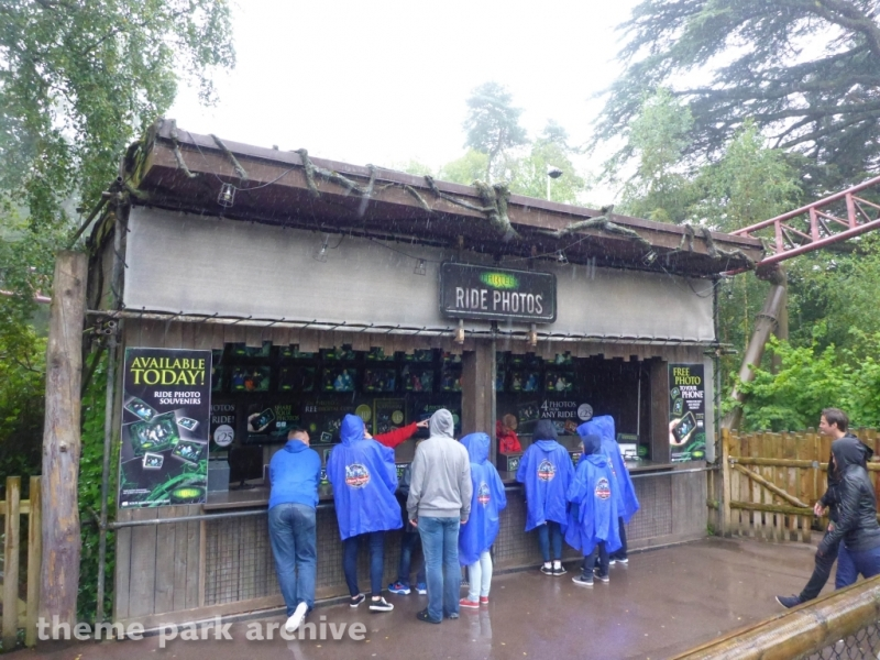 Th13teen at Alton Towers