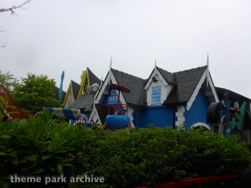 Cloud Cuckoo Land at Alton Towers