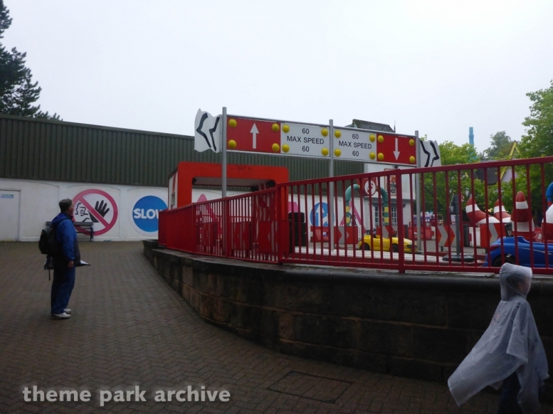 Driving School at Alton Towers