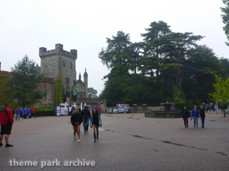 The Towers at Alton Towers