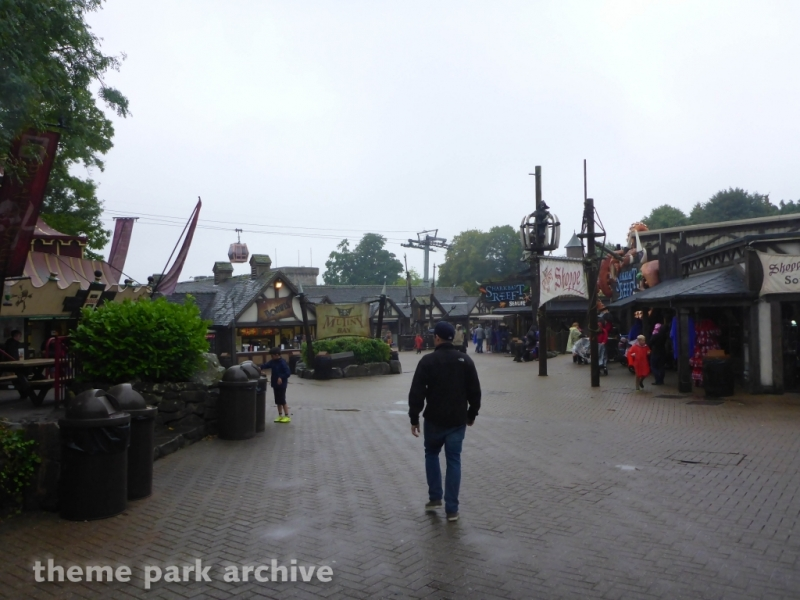 Mutiny Bay at Alton Towers