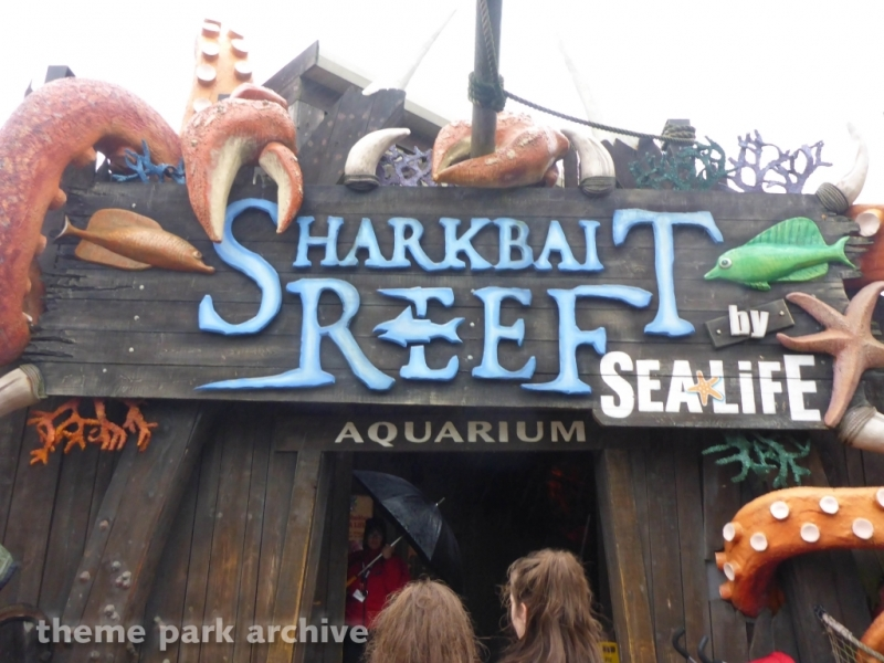 Sharkbait Reef by Sea Life at Alton Towers
