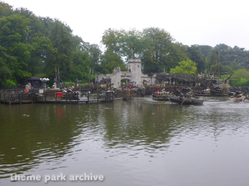 Battle Galleons at Alton Towers