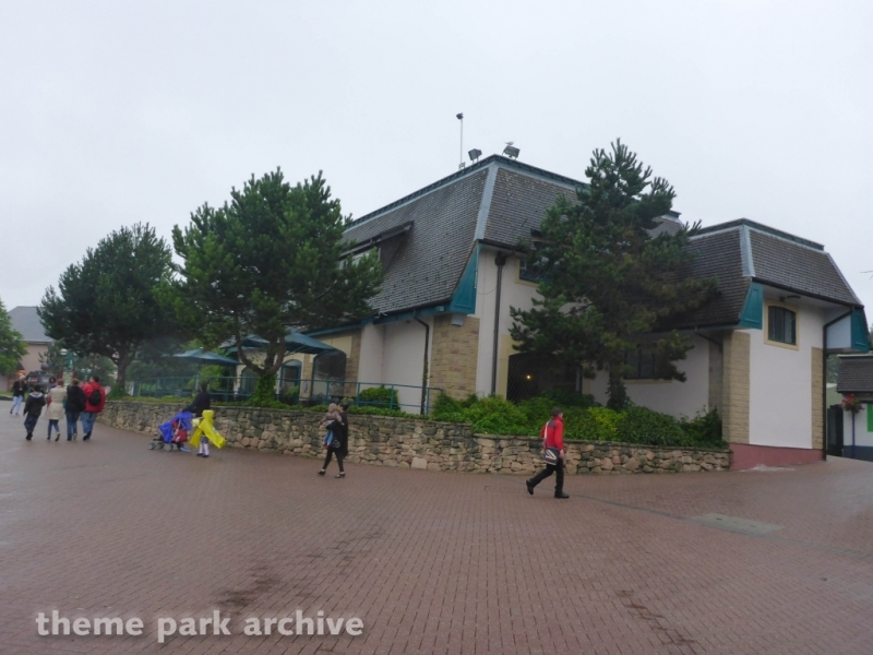 Towers Street at Alton Towers