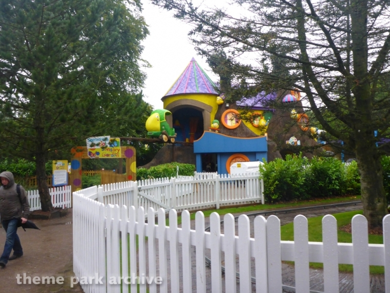 CBeebies Land at Alton Towers
