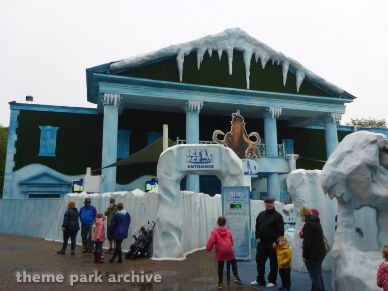 Ice Age 4D at Alton Towers