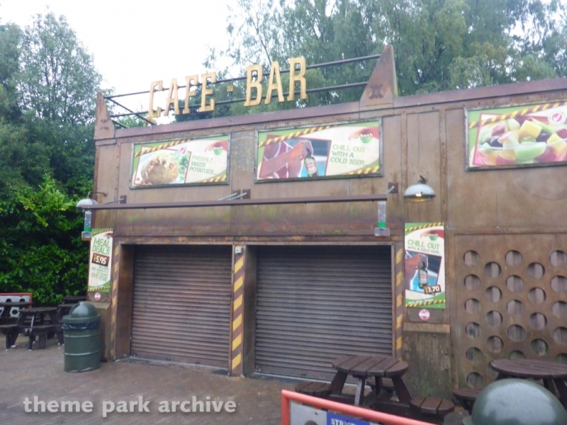 Forbidden Valley at Alton Towers