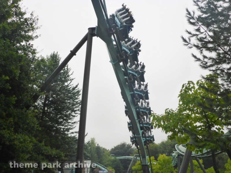 air at Alton Towers