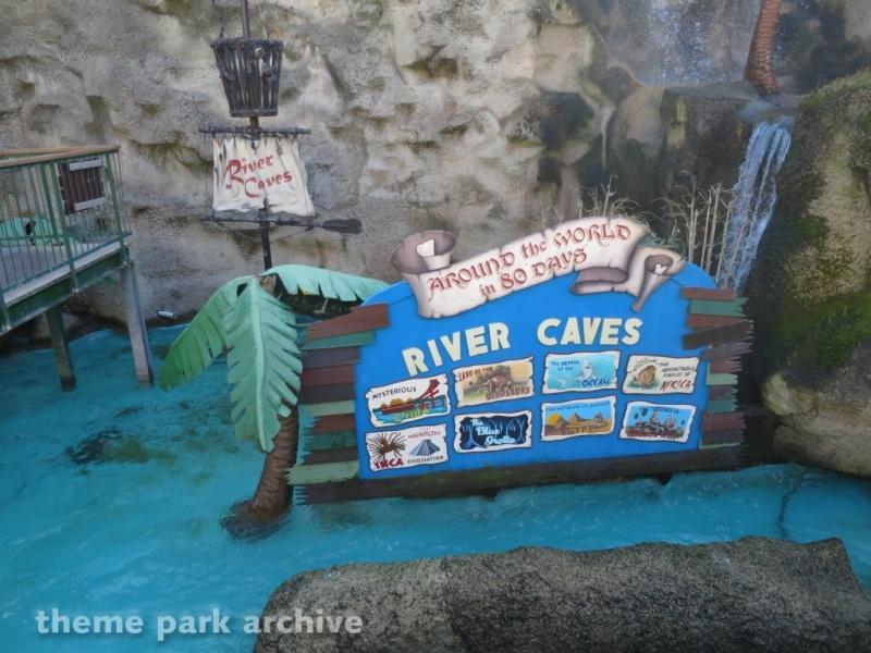 River Caves at Blackpool Pleasure Beach