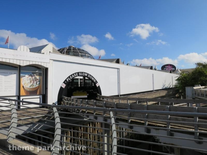 Grand Prix at Blackpool Pleasure Beach