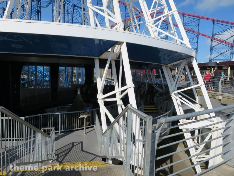 Big Dipper at Blackpool Pleasure Beach