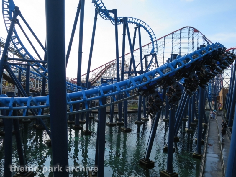Infusion at Blackpool Pleasure Beach