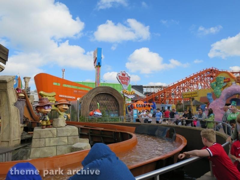 Rugrats Lost River at Blackpool Pleasure Beach